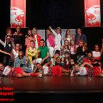 Perspresentatie High School Musical van plzier entertainment