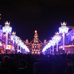 Disneyland parijs Oud en nieuw 2011/2012